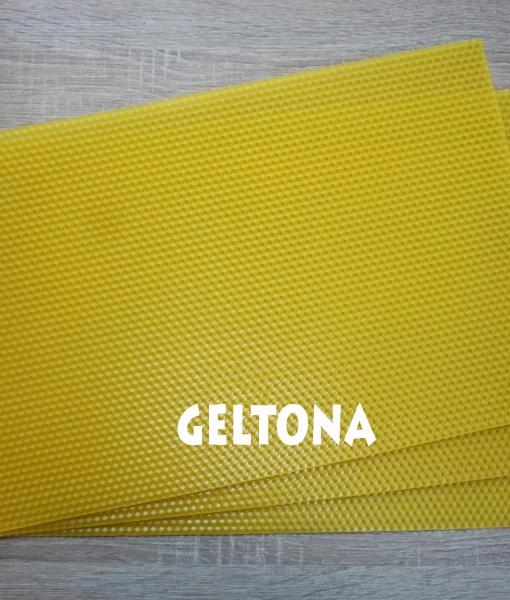 Geltona vaškuolė