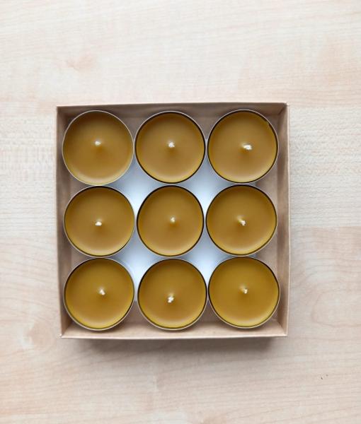 Arbatinės žvakės
